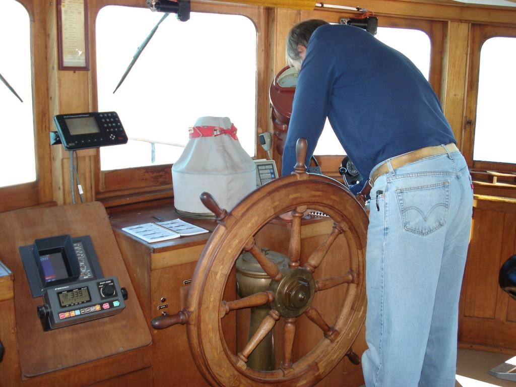 BB - captain wheel