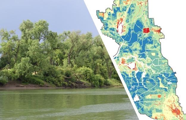 delta bird hot spots map